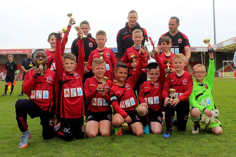 Quedgeley Wanderers Reds U9s