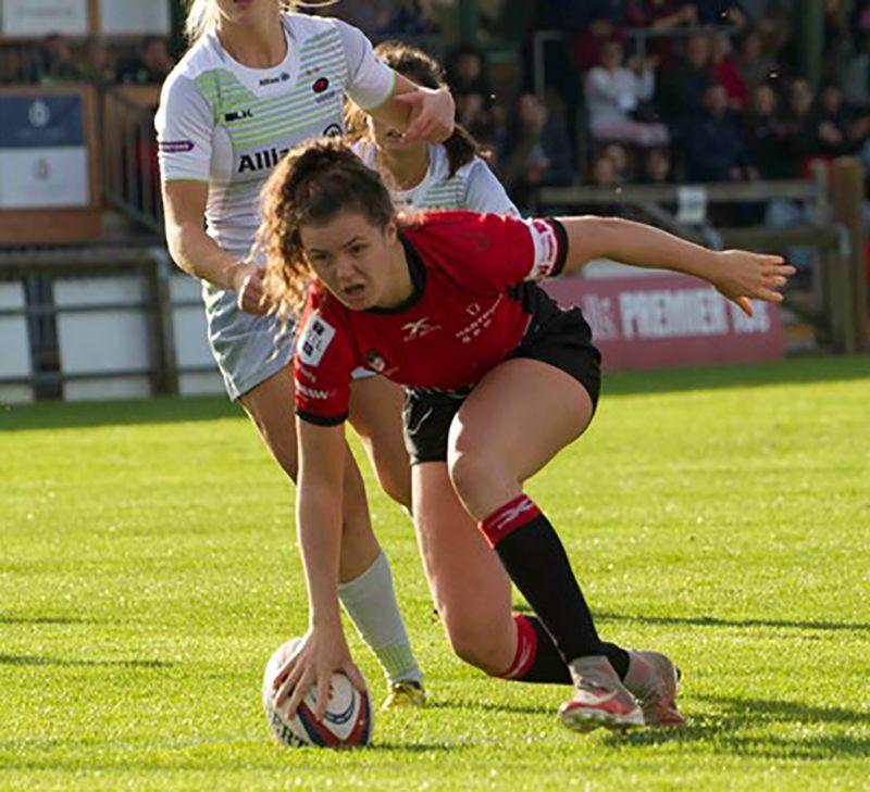 Ellie Kildunne has plenty to look forward to in 2018