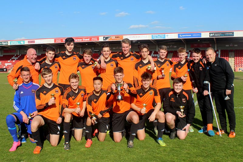 Churchdown Panthers under-16s