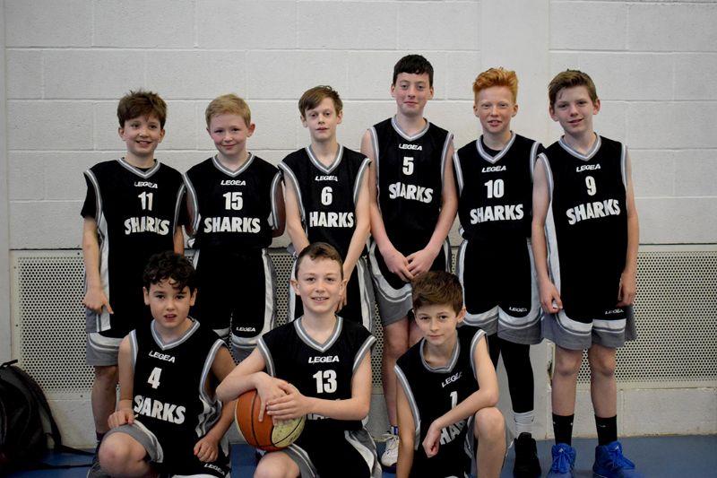 Stroud Sharks under-12s