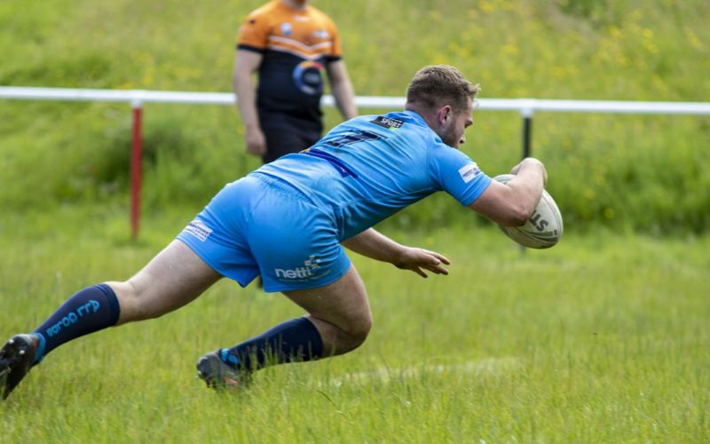 The All Golds lost 38-10 to Torfaen Tigers