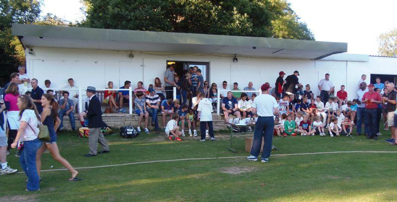 Charlton Kings Cricket Club has a thriving junior set-up