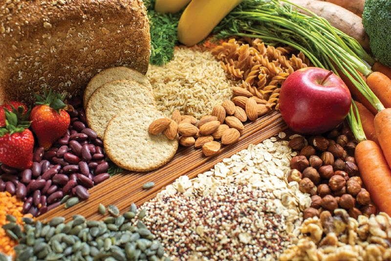 Healthy fats and carbohydrates nutrition macronutrients fitness wellbeing