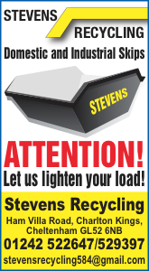 Stevens Recycling Ad 1